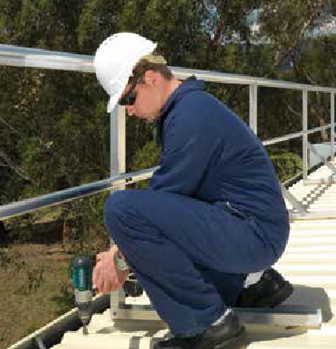 Roof Access Wellington Fall Protection New Zealand Nz